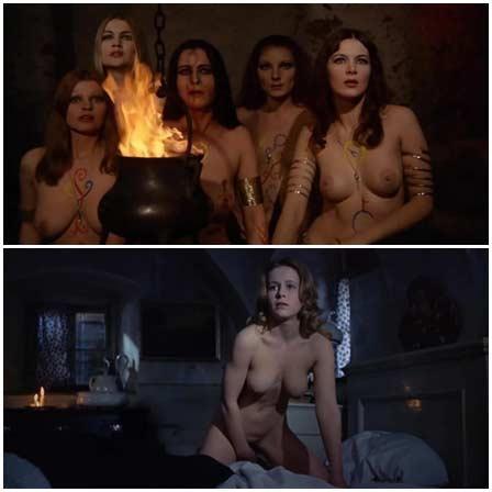 Naked Marie Forså, Ulrike Butz, Claudia Fielers, Heidrun Hankammer, Flavia Keyt, Nadia Henkowa etc. @ The Devil's Plaything (1973) Nude Scenes