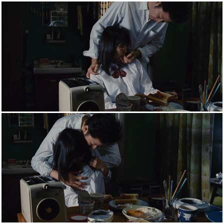 Incest scenes from mainstream movies #3 (father daughter incest)