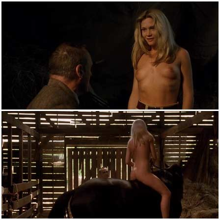 Naked Amy Locane @ Carried Away (1996) Nude Scenes
