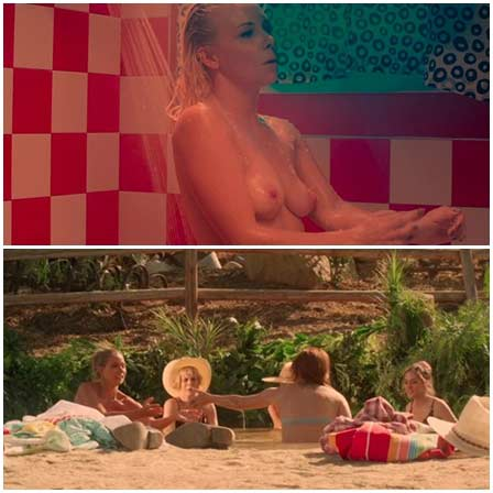 Naked Sadie Katz, Tiffani Fest, Augie Duke, Nikki Kris @ Clown Fear (2020) Nude Scenes