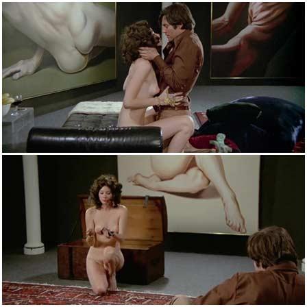 Naked Jennifer Welles, Lynn Lowry, Lynn Lowry, Maureen Byrnes @ Sugar Cookies (1973) Nude Scenes