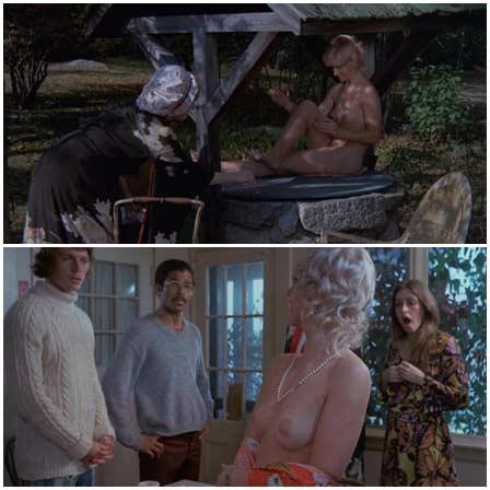 Stigma (1972) Nude Scenes