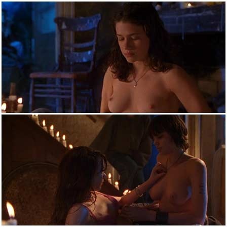 Naked Jennifer Lopez @ Foxfire (1996) Nude Scenes