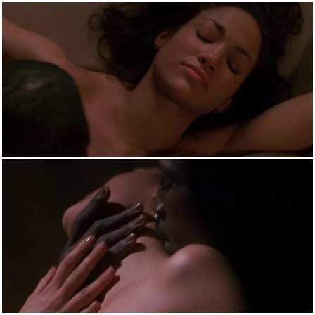 Naked Jennifer Lopez @ Money Train (1995) Nude Scenes