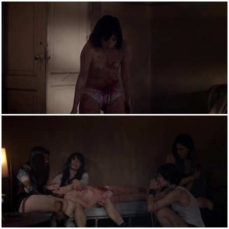 BDSM fetish scenes from mainstream movies #25 (torture victim)