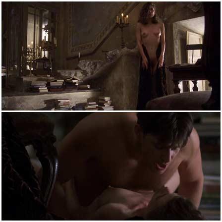 Naked Audie England, Eva Duchkova @ Delta of Venus (1995) Nude Scenes