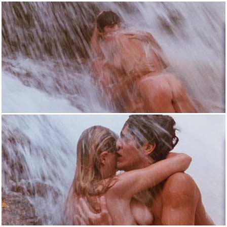 Naked Candice Daly @ Hell Hunters (1986) Nude Scenes
