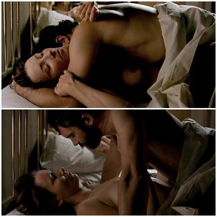 Naked Emma Thompson @ Imagining Argentina (2003) Nude Scenes