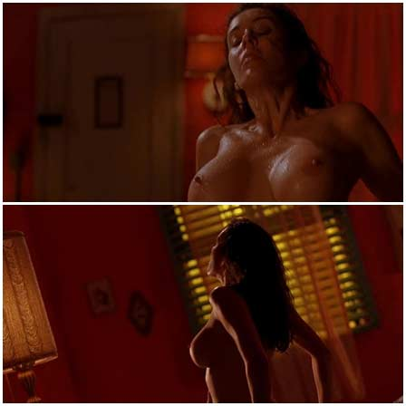 Naked Rochelle Swanson, Camilla Overbye Roos @ On the Border (1998) Nude Scenes