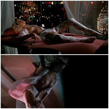 Naked Jackie Swanson @ Lethal Weapon (1987) Nude Scenes