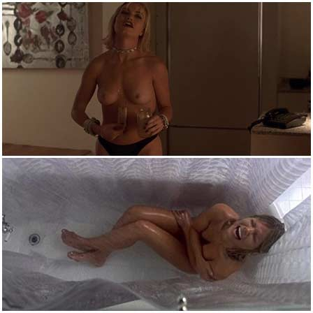 Naked Donna D'Errico, Rena Riffel, Elizabeth Hayes @ Candyman 3 (1999) Nude Scenes