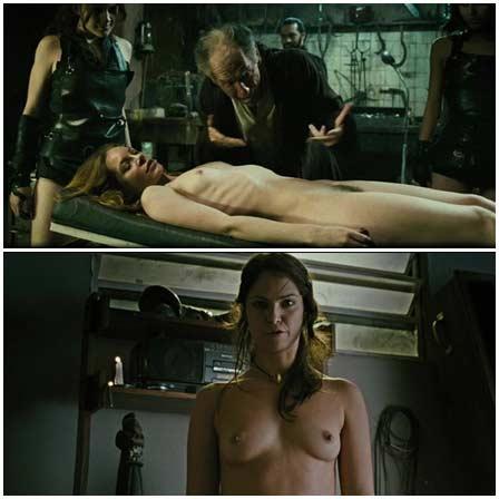 Naked Cleo De Paris, Thaís Simi @ Embodiment of Evil (2008) Nude Scenes