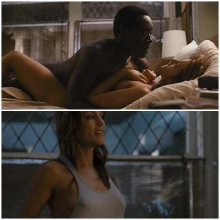Naked Jennifer Esposito @ Crash (2004) Nude Scenes