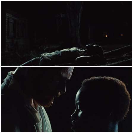 Lupita Nyong'o, Rape Scene from 12 Years a Slave (2013)