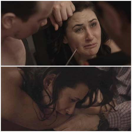 Katelyn Pearce rape, Gone by Dawn (2016, HD 1080p)