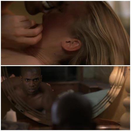 Julia Stiles rape, O (2001)
