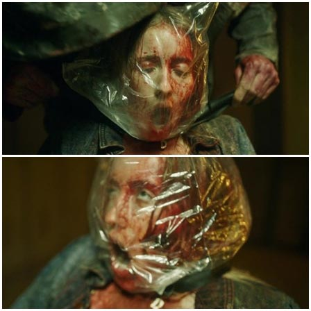 Death fetish scene #193 (suffocation)