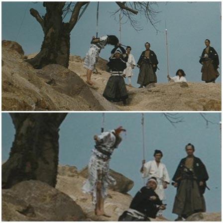 Death fetish scene #279 (execution, cut off head)
