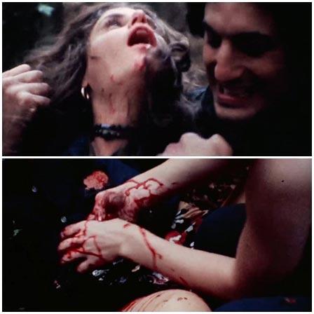 Death fetish scene #297 (stab, disembowel)