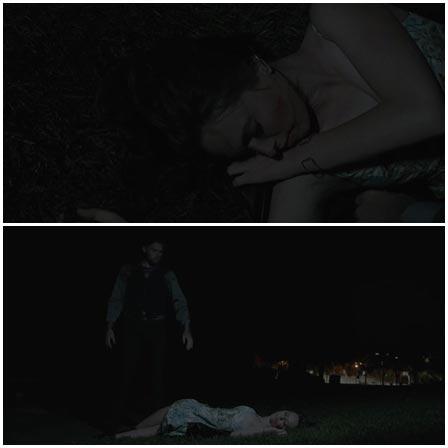 Death fetish scene #343 (strangled)