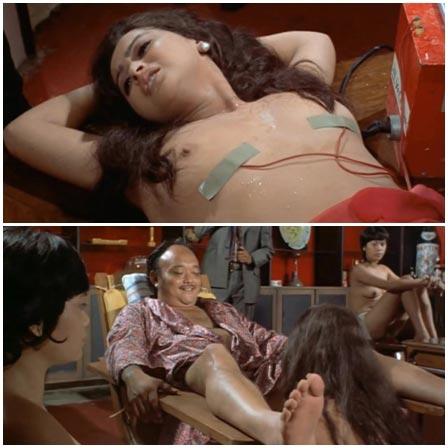 BDSM fetish scene #72 (electro torture)