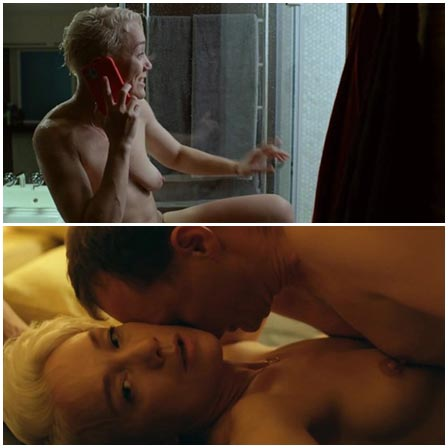 Naked Darya Moroz @ Klinika schastya E02E03 (2021) Nude Scenes