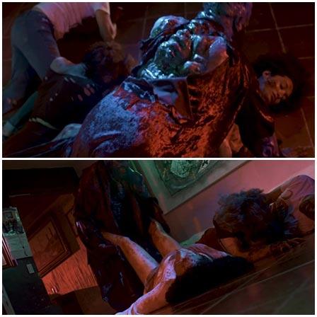 Dead monster rape a woman