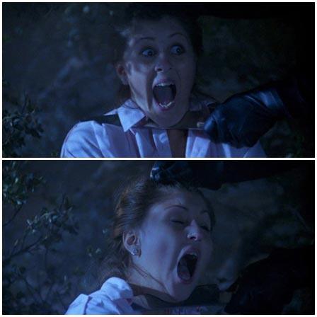 Death fetish scene #356 (cut throat)