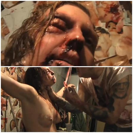 Death fetish scene #356 (torture)