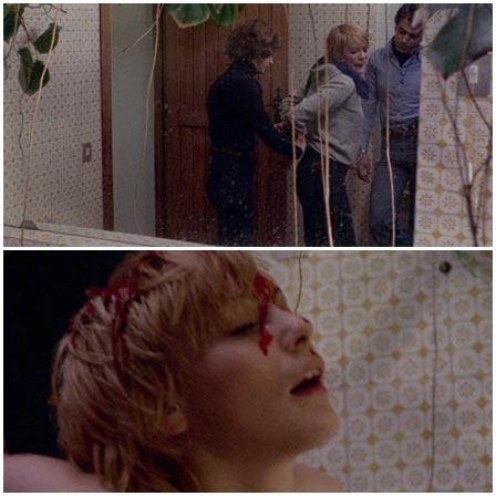Death fetish scene #357 (shooting, naked dead woman)
