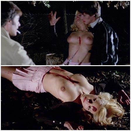 Death fetish scene #358 (shooting, naked dead woman)