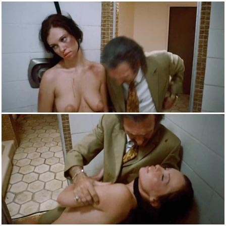 Death fetish scene #360 (naked dead woman, hanging)