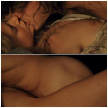 Naked Nicole Kidman, Melora Walters, Taryn Manning @ Cold Mountain (2003) Nude Scenes