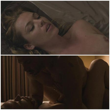 Naked Agnes Bruckner @ There Is a New World Somewhere (2016) Nude Scenes