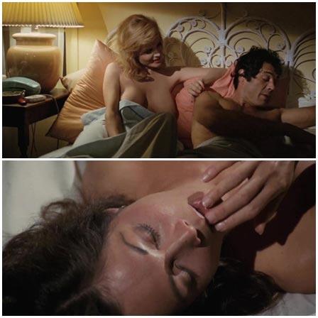 Naked Aarika Wells, Nancy Kwan @ Walking the Edge (1983) Nude Scenes