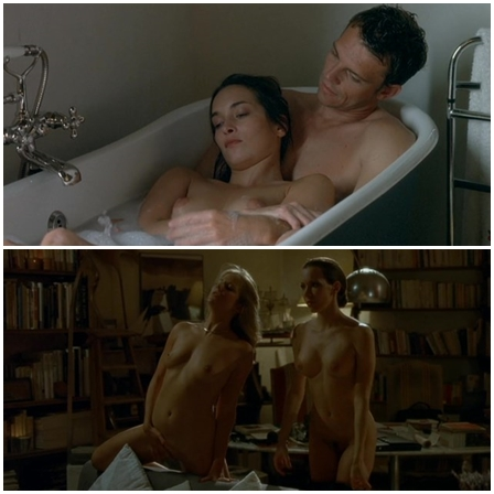 Naked Lise Bellynck, Carole Brana, Nadia Chibani @ À l'aventure (2008) Nude Scenes