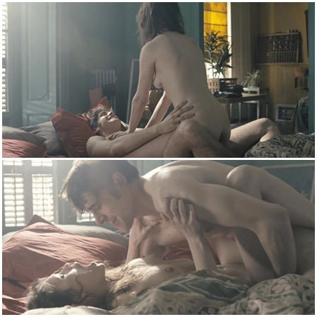 Naked Astrid Berges-Frisbey @ Angels of Sex (2012) Nude Scenes