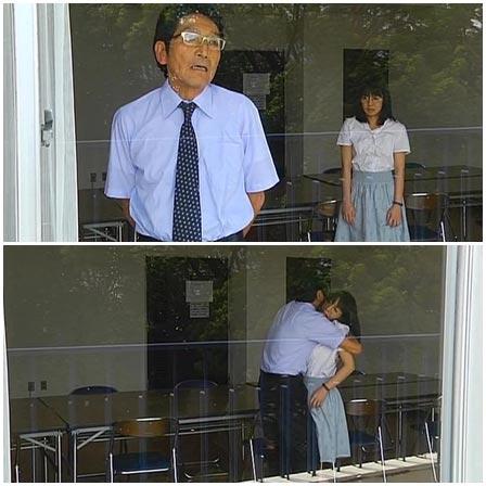 School principal rapes the guilty schoolgirl