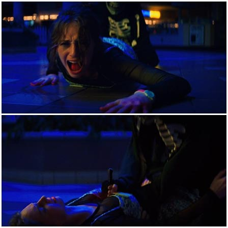 Death fetish scene #363 (stabbed)