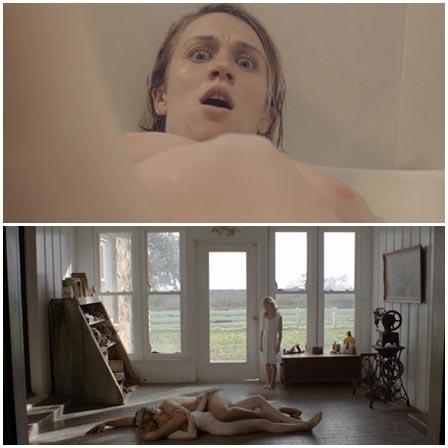 Naked Abigail Rose @ Pasture (2020) Nude Scenes