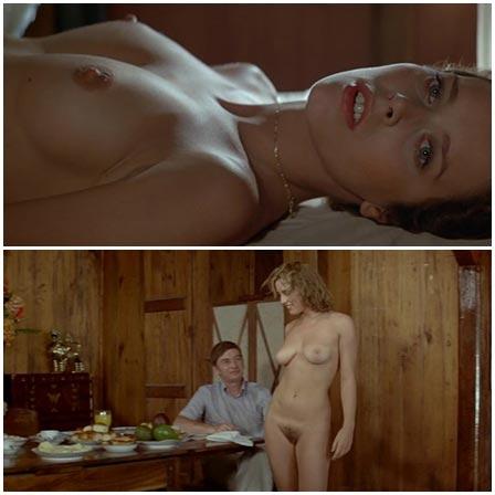 Naked Sylvia Kristel, Charlotte Alexandra, Caroline Laurence, Radiah Frye @ Good-bye, Emmanuelle (1977) Nude Scenes