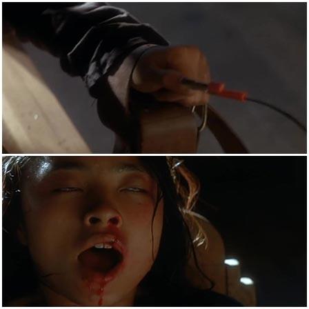 BDSM fetish scene #75 (electro torture)