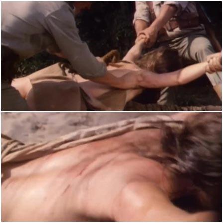 BDSM fetish scene #78 (whipping)