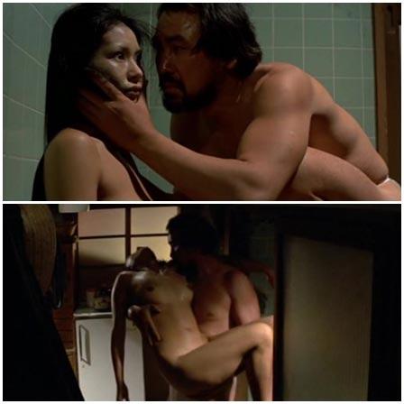 Death fetish scene #381 (naked dead woman)