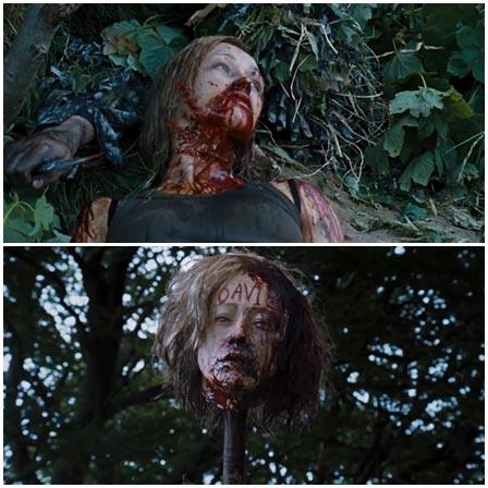 Death fetish scene #382 (cut throat, head cut off)