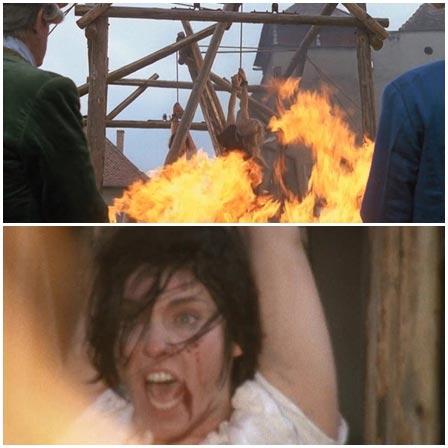Death fetish scene #380 (burn alive, execution)